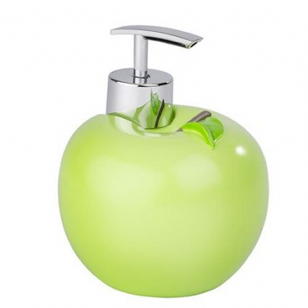Wenko Apple Design Pump Action Soap Dispenser